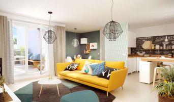 Photo n°4 du Résidence « Les Hauts De L'Oradou » programme immobilier neuf en Loi Pinel à Clermont-Ferrand
