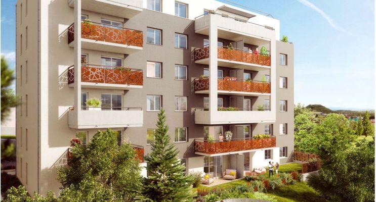 Résidence « Les Hauts De L'Oradou » programme immobilier neuf en Loi Pinel à Clermont-Ferrand n°2