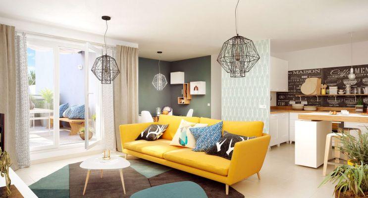 Résidence « Les Hauts De L'Oradou » programme immobilier neuf en Loi Pinel à Clermont-Ferrand n°4