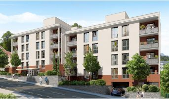 Photo du Résidence « Ô Campus » programme immobilier neuf à Clermont-Ferrand