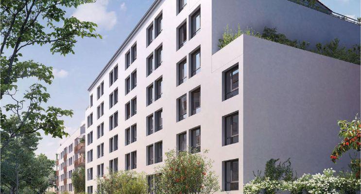 Photo du Résidence « Origin Résidence Etudiante » programme immobilier neuf à Clermont-Ferrand