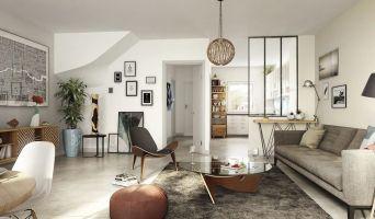 Photo n°2 du Résidence « Origin » programme immobilier neuf en Loi Pinel à Clermont-Ferrand