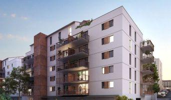 Photo n°3 du Résidence « Origin » programme immobilier neuf en Loi Pinel à Clermont-Ferrand