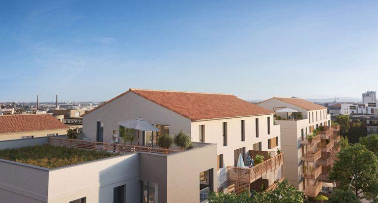 Résidence « Origin » programme immobilier neuf en Loi Pinel à Clermont-Ferrand n°1