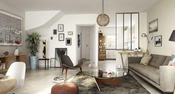 Résidence « Origin » programme immobilier neuf en Loi Pinel à Clermont-Ferrand n°2