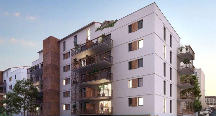 Résidence « Origin » programme immobilier neuf en Loi Pinel à Clermont-Ferrand n°3