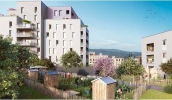 Photo n°2 du Résidence « Prisme » programme immobilier neuf en Loi Pinel à Clermont-Ferrand