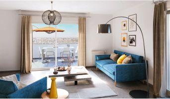 Photo n°3 du Résidence « Prisme » programme immobilier neuf en Loi Pinel à Clermont-Ferrand