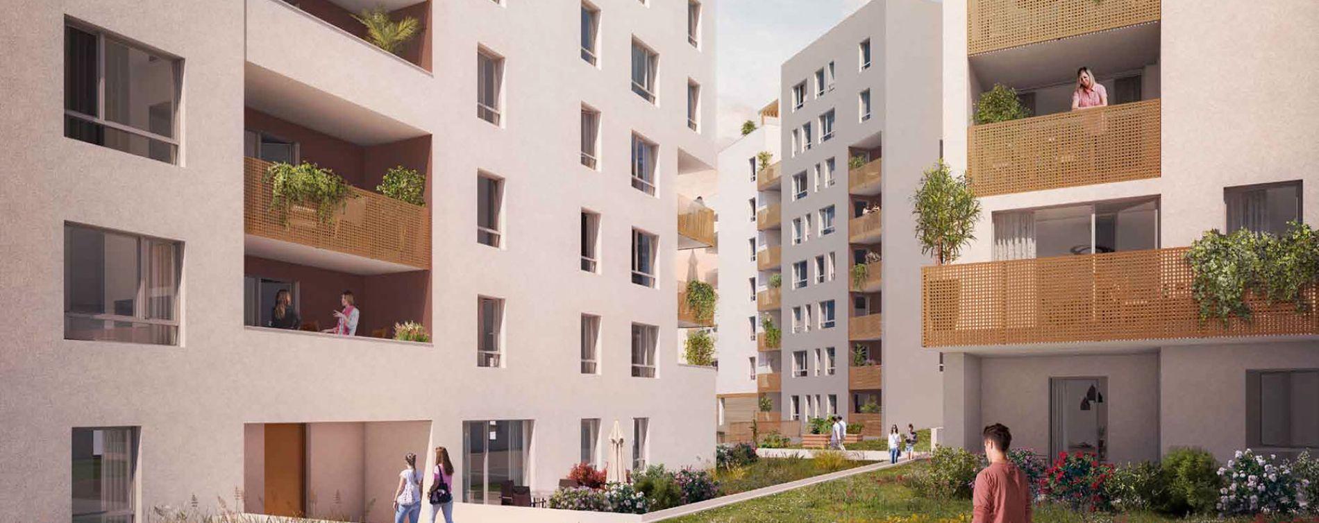 Résidence Regens Parc à Clermont-Ferrand