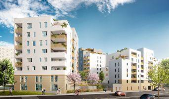 Photo n°1 du Résidence « Regens Parc » programme immobilier neuf en Loi Pinel à Clermont-Ferrand