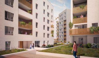 Photo n°2 du Résidence « Regens Parc » programme immobilier neuf en Loi Pinel à Clermont-Ferrand