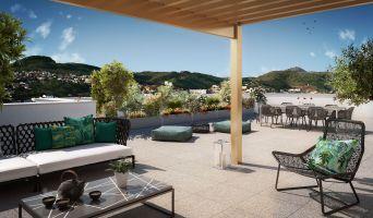 Photo n°3 du Résidence « Regens Parc » programme immobilier neuf en Loi Pinel à Clermont-Ferrand