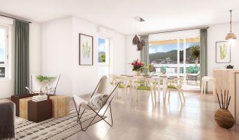 Photo n°4 du Résidence « Regens Parc » programme immobilier neuf en Loi Pinel à Clermont-Ferrand
