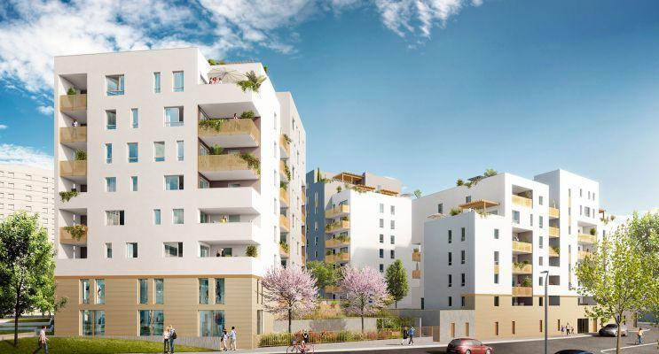 Résidence « Regens Parc » programme immobilier neuf en Loi Pinel à Clermont-Ferrand n°1