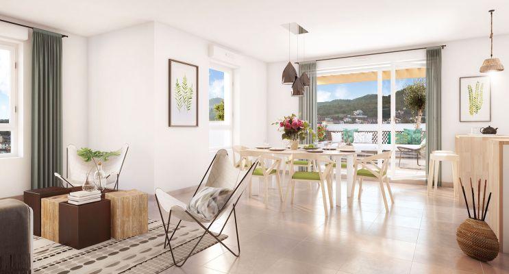 Résidence « Regens Parc » programme immobilier neuf en Loi Pinel à Clermont-Ferrand n°4