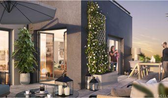Clermont-Ferrand programme immobilier neuve « Résonance » en Loi Pinel