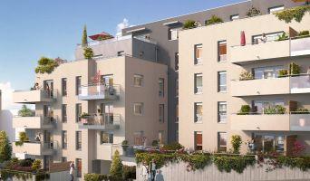 Clermont-Ferrand programme immobilier neuve « Résonance » en Loi Pinel  (2)