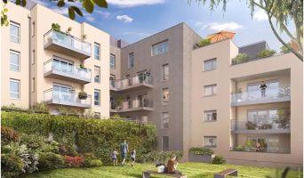 Clermont-Ferrand programme immobilier neuve « Résonance » en Loi Pinel  (3)