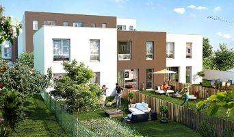 Résidence « Un Jardin En Ville » programme immobilier neuf en Loi Pinel à Clermont-Ferrand n°2