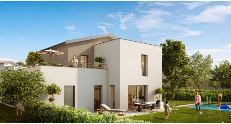 Photo du Résidence « Idyllique » programme immobilier neuf à Arnas
