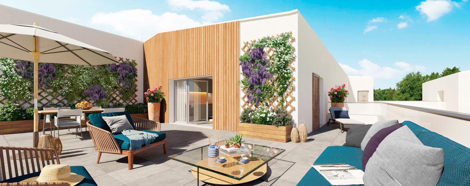 Arnas : programme immobilier neuve « Programme immobilier n°218133 » en Loi Pinel (2)