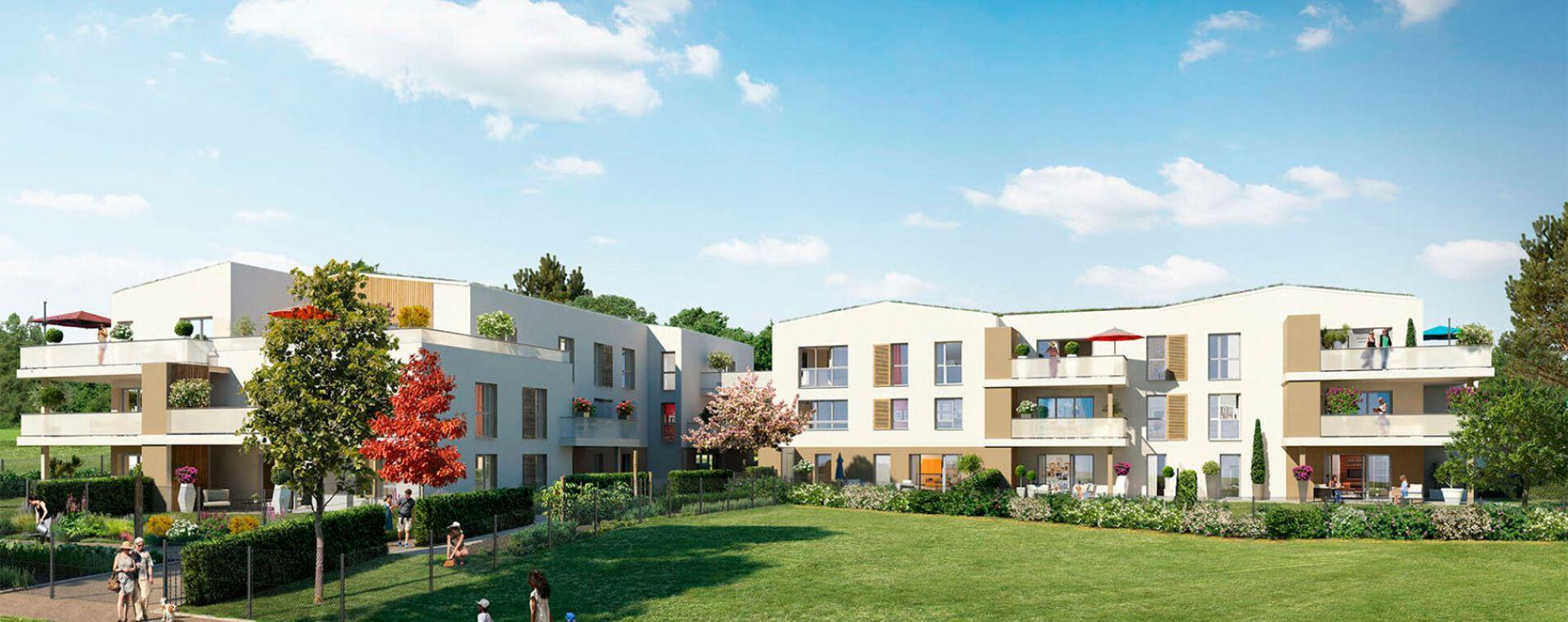 Arnas : programme immobilier neuve « Programme immobilier n°218133 » en Loi Pinel (3)