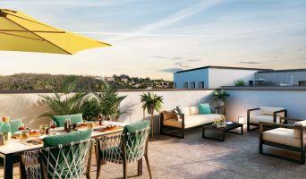 Brignais : programme immobilier neuf « Le Quadrant » en Loi Pinel