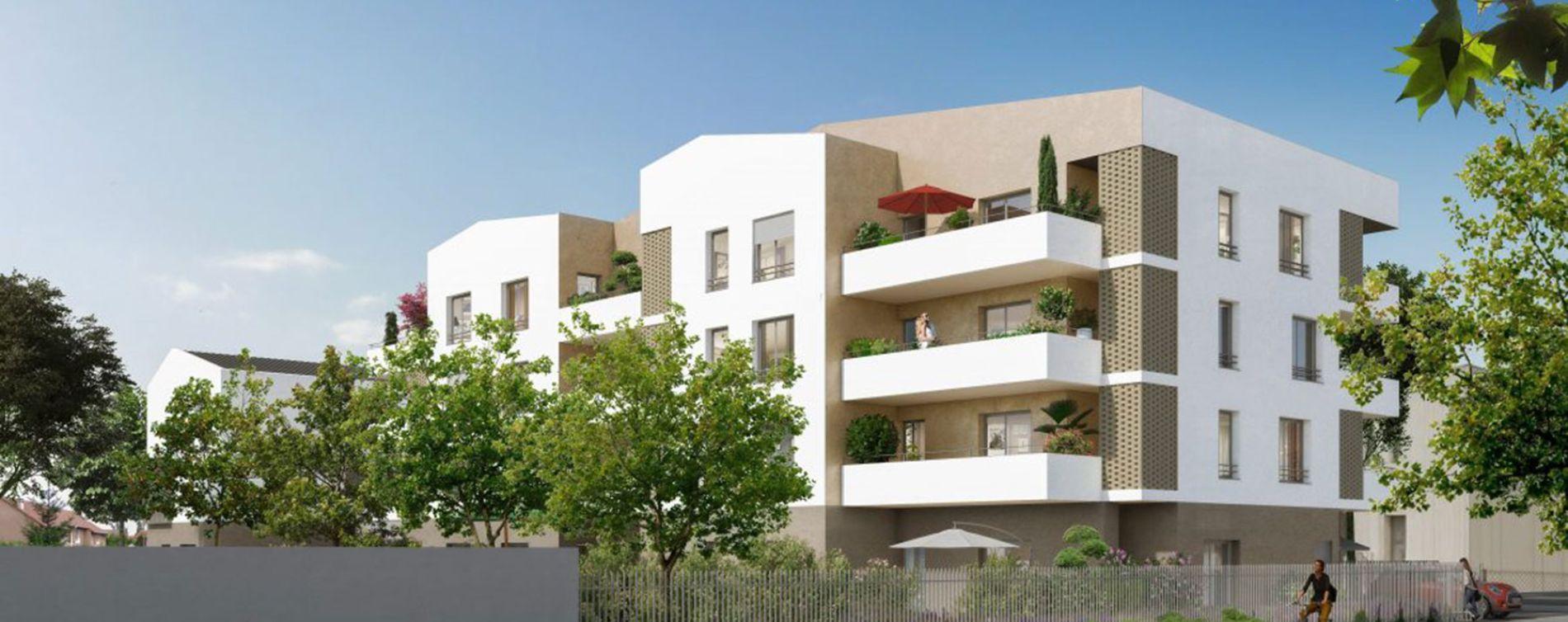 Brignais : programme immobilier neuve « Les Levants »