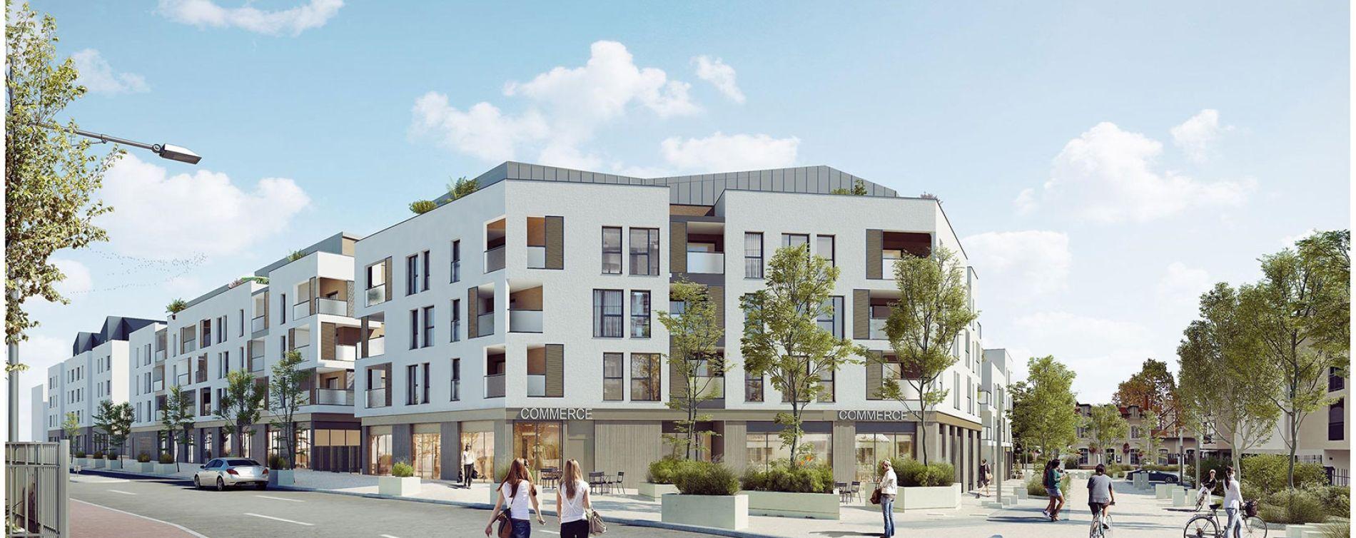 Brignais : programme immobilier neuve « Sunlodge » en Loi Pinel (2)