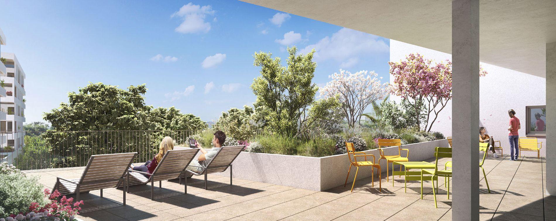 Bron : programme immobilier neuve « Initiale » en Loi Pinel