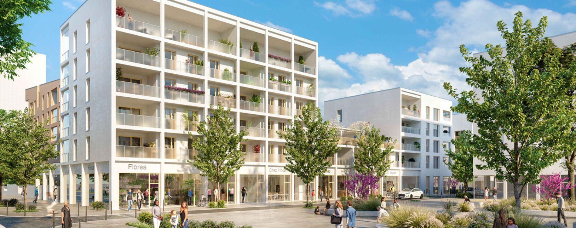 Bron : programme immobilier neuve « Initiale » en Loi Pinel (2)
