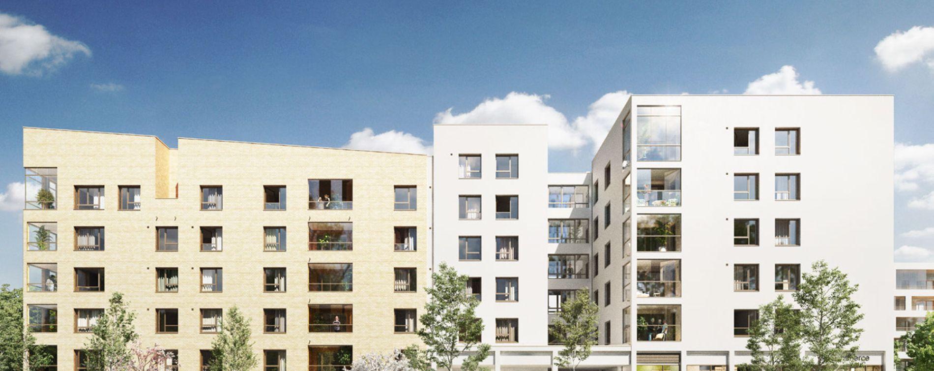 Bron : programme immobilier neuve « Initiale » en Loi Pinel (4)