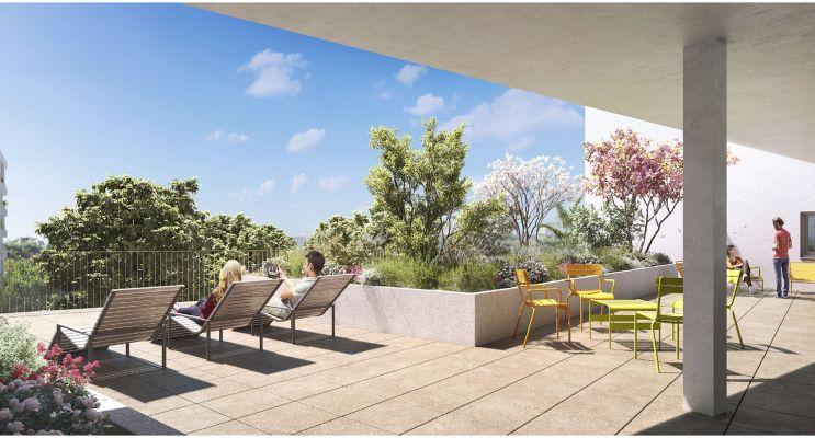Bron : programme immobilier neuf « Initiale » en Loi Pinel