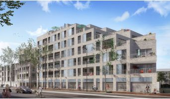 Photo du Résidence « Ekla » programme immobilier neuf en Loi Pinel à Caluire-et-Cuire