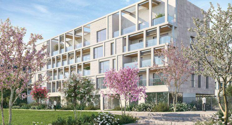 Photo du Résidence « High Park » programme immobilier neuf en Loi Pinel à Caluire-et-Cuire