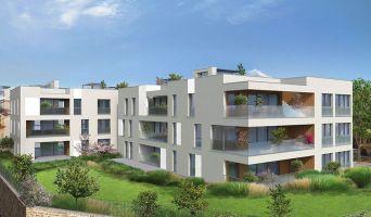 Résidence « L'Orangerie » programme immobilier neuf en Loi Pinel à Caluire-et-Cuire n°1