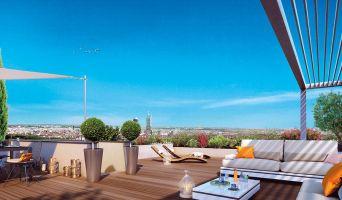 Résidence « L'Orangerie » programme immobilier neuf en Loi Pinel à Caluire-et-Cuire n°3