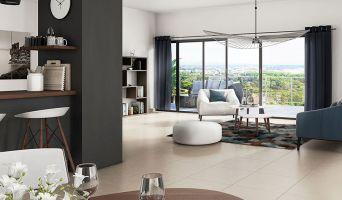 Résidence « L'Orangerie » programme immobilier neuf en Loi Pinel à Caluire-et-Cuire n°4