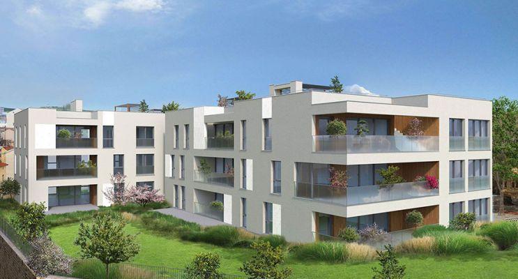 Photo du Résidence « L'Orangerie » programme immobilier neuf en Loi Pinel à Caluire-et-Cuire