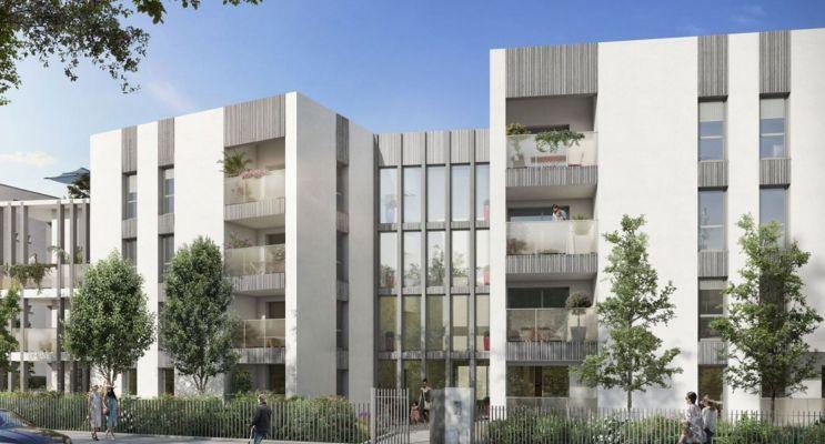 Photo du Résidence « Lumia » programme immobilier neuf en Loi Pinel à Caluire-et-Cuire
