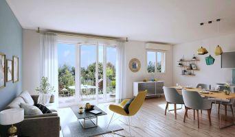 Résidence « Sevea » programme immobilier neuf en Loi Pinel à Caluire-et-Cuire