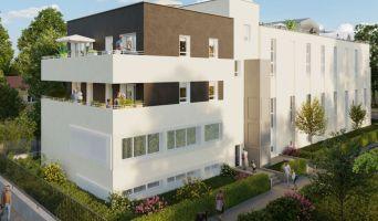 Champagne-au-Mont-d'Or programme immobilier neuve « Les Loges d'Or Ampère »  (3)