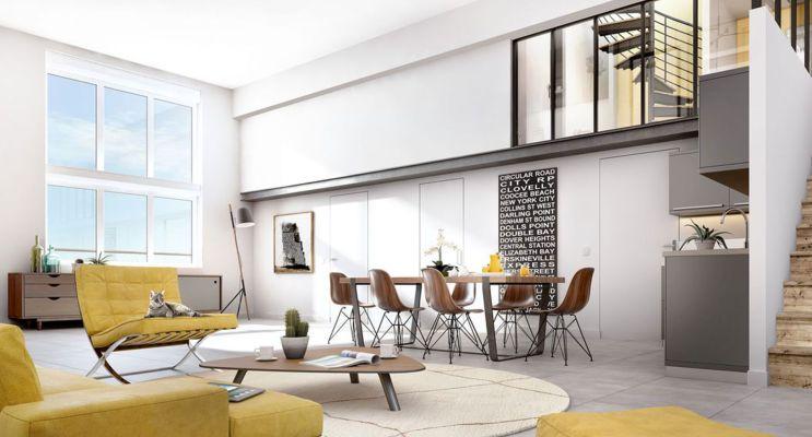 Photo du Résidence « Les Loges d'Or Ampère » programme immobilier neuf en Loi Pinel à Champagne-au-Mont-d'Or