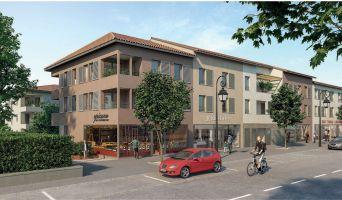 Chaponost programme immobilier neuf « Le Clos Pradel