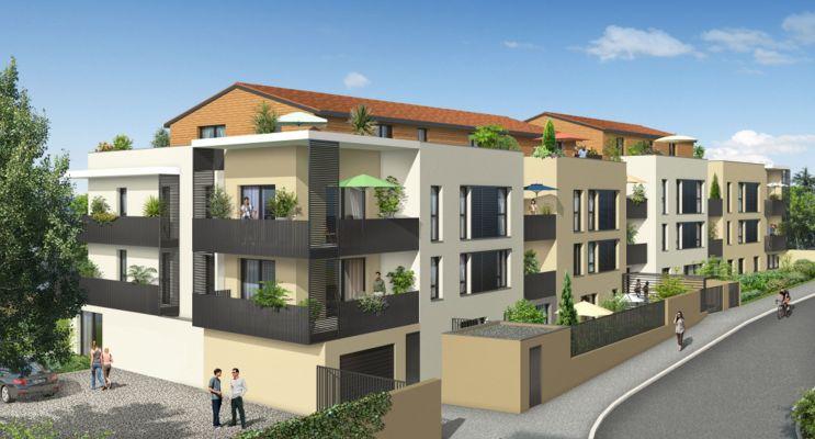 Photo du Résidence « Parfum sud » programme immobilier neuf en Loi Pinel à Chaponost