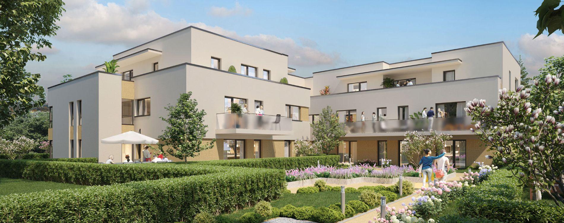 Charbonnières-les-Bains : programme immobilier neuve « Select » en Loi Pinel