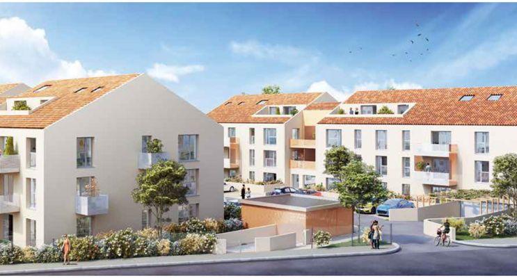 Photo du Résidence « Villa Corbetta » programme immobilier neuf en Loi Pinel à Corbas