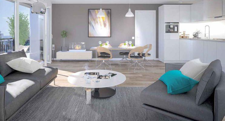 Résidence « Villa Corbetta » programme immobilier neuf en Loi Pinel à Corbas n°2
