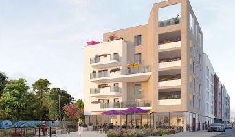 Décines-Charpieu programme immobilier neuf « Harmonie » en Loi Pinel
