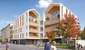 Programme immobilier neuf à Décines-Charpieu (69150)